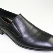 Туфли мужские кожаные. Артикул товара: 34200-3. Обувь кожаная мужская. Размер 40-45. фото