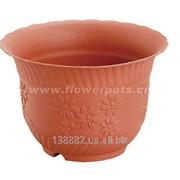 Цветочный горшок Ромашка, диаметр 24 см,3603 103527 фото