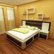 Кровать двухспальная 1600 х2000 фото