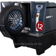 Мойка колес DRESTER Silverstone 12 с подъёмником с очистителем и подогревом воды фото