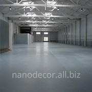 Полы бетонные для складов фото