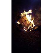 Топливные брикеты РУФ фото