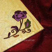 Скатерть с вышивкой 1721 фото