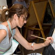 Мастер-классы по живописи, графике и керамике фото