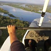 Полеты на дельталетах фото