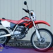 Мотоцикл Honda Xr250 фото