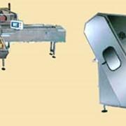 Линия автоматической нарезки хлеба и упаковки в пакеты фото