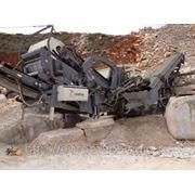 Дробильная установка Metso Lokotrack ST 620 год выпуска 2008 фото