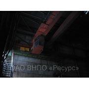 Кран мостовой г/п 10т фото