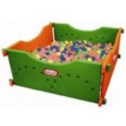 Сухой бассейн Happy Box фото