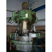 П/автомат токарный 8-ми шпиндельный вертикальный мод. 1283, 82 г. в. фото