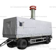 ЭТЛ-350 — Электротехническая лаборатория передвижная до 350 кВ кВ фото