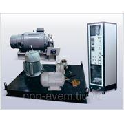 Комплексный стенд проверки асинхронных двигателей фото