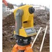 Аренда геодезических приборов и строительного оборудования фото