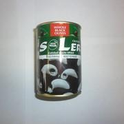 Маслины и оливки (с косточкой и без косточки, фаршированные), Soler Picolin 280 г, ж/б фото
