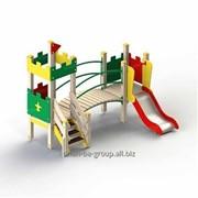 Детский игровой комплекс Крепость 005292 фото