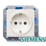 Розетка 5UB1551 Siemens Delta Line электромеханическая часть фото