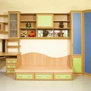 Мебель для детских комнат на заказ фото