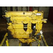 Двигатель John Deere JD 6068 HTJ75 на запасные части фото