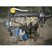 Двигатель K9K 728 1.5dci Renault Scenic 1.5dci 101л.с. 2003-2009г.в. фото