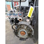 Контрактный двигатель (бу) DHA, DHB 1,25л для Ford (Форд) FIESTA (Фиеста) фото