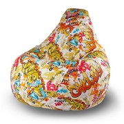 Кресло мешок Граффити фото