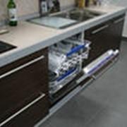 Встраиваемая кухонная техника,посудомоечные машины. фото