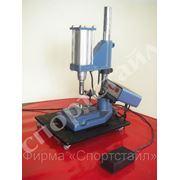 Пресс для установки люверсов электрический фото