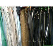 Ремонт молний на куртках и сумках, замена бегунков в СПб фото