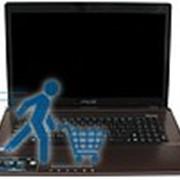 """Ноутбук ASUS """"K73E"""" фото"""