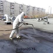 Строительство и ремонт Кровли производит Гудрон20-17 фото