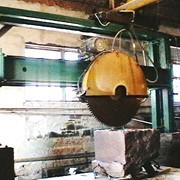 Станок для распиловки камня ПФР-1600 фото