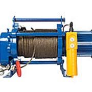 Лебедка TOR KCD-300 E21 (ЛЭК-300) 300 кг, 220 В с канатом 30 м фото