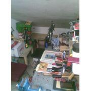 Сдается в аренду отдел по РЕМОНТУ ОБУВИ 4 м2 с оборудованием в ТРК «Хозяин» фото