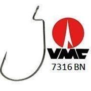 Крючки офсетные VMC 7316 BN №1/0 фото