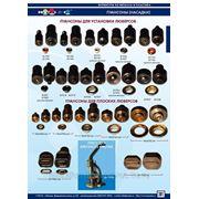 Пуансоны для установки люверсов. фото