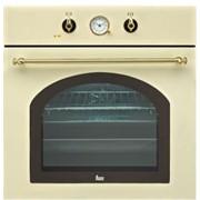 Багатофункціональна вбудована духова шафа HR 550 (Ручки: «латунь», «золото») фото