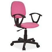 Кресло компьютерное Signal Q-149 (розовый) фото