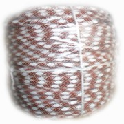 Веревка высокопрочная страховочная статическая диаметром 11 мм фото