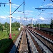 Строительство и ремонт железнодорожных путей фото