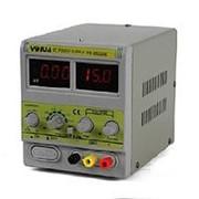 Источник питания постоянного тока YIHUA-1502DD+ (15 В, 2 А) фото
