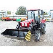 Оборудование погрузочное ФП-0,25 на трактор Беларус-320 фото