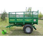 Полуприцеп самосвальный тракторный ПСТ-3,5 фото
