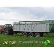 Полуприцеп специальный сельскохозяйственный ПСС-25 фото
