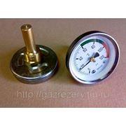 Термометр вставной с гильзой (50 мм) ТБП63/50 (0-120) фото