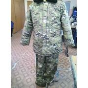 Зимний костюм мультикап фото