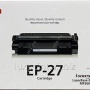Картридж Canon ЕР-27***Canon LBP-3200,MF3110,3228,3240,5630,5650,5730,5750,5770 фото
