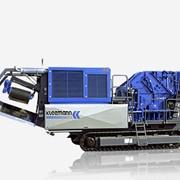 Роторная дробилка Mobirex MR 130 R фото