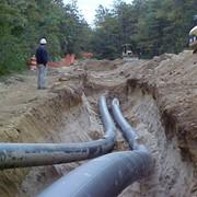 Строительство систем канализации фото