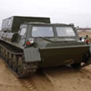 Транспортеры гусеничные ГАЗ-34039-23 фото